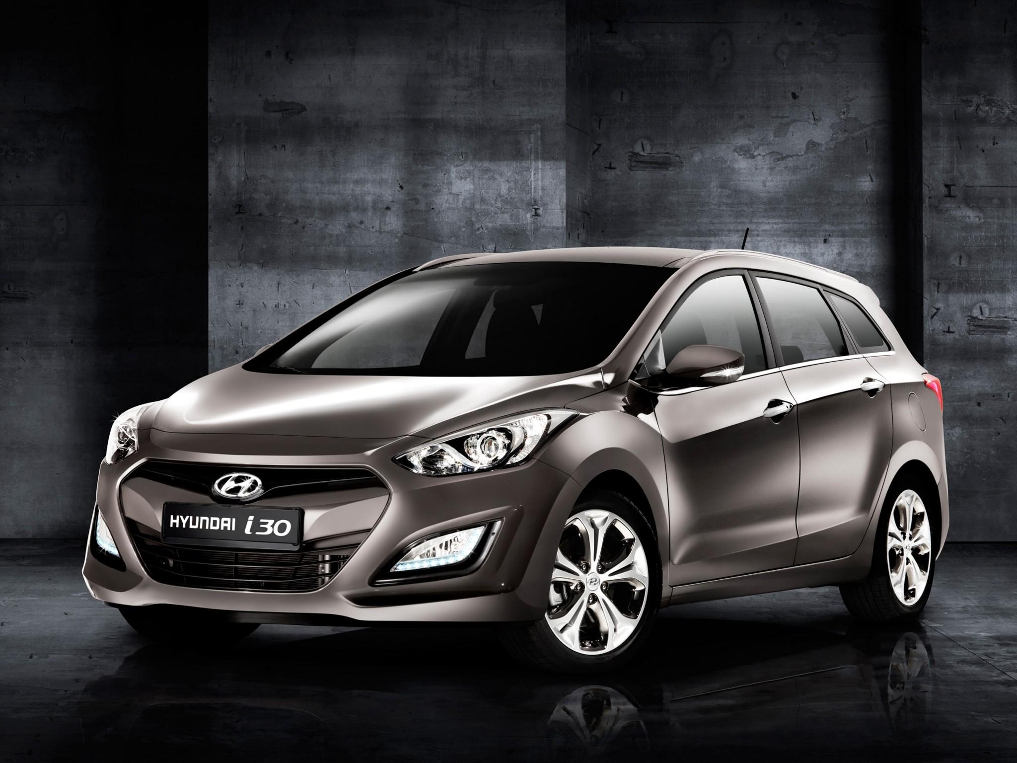 Hyundai I30 Lampenwechsel