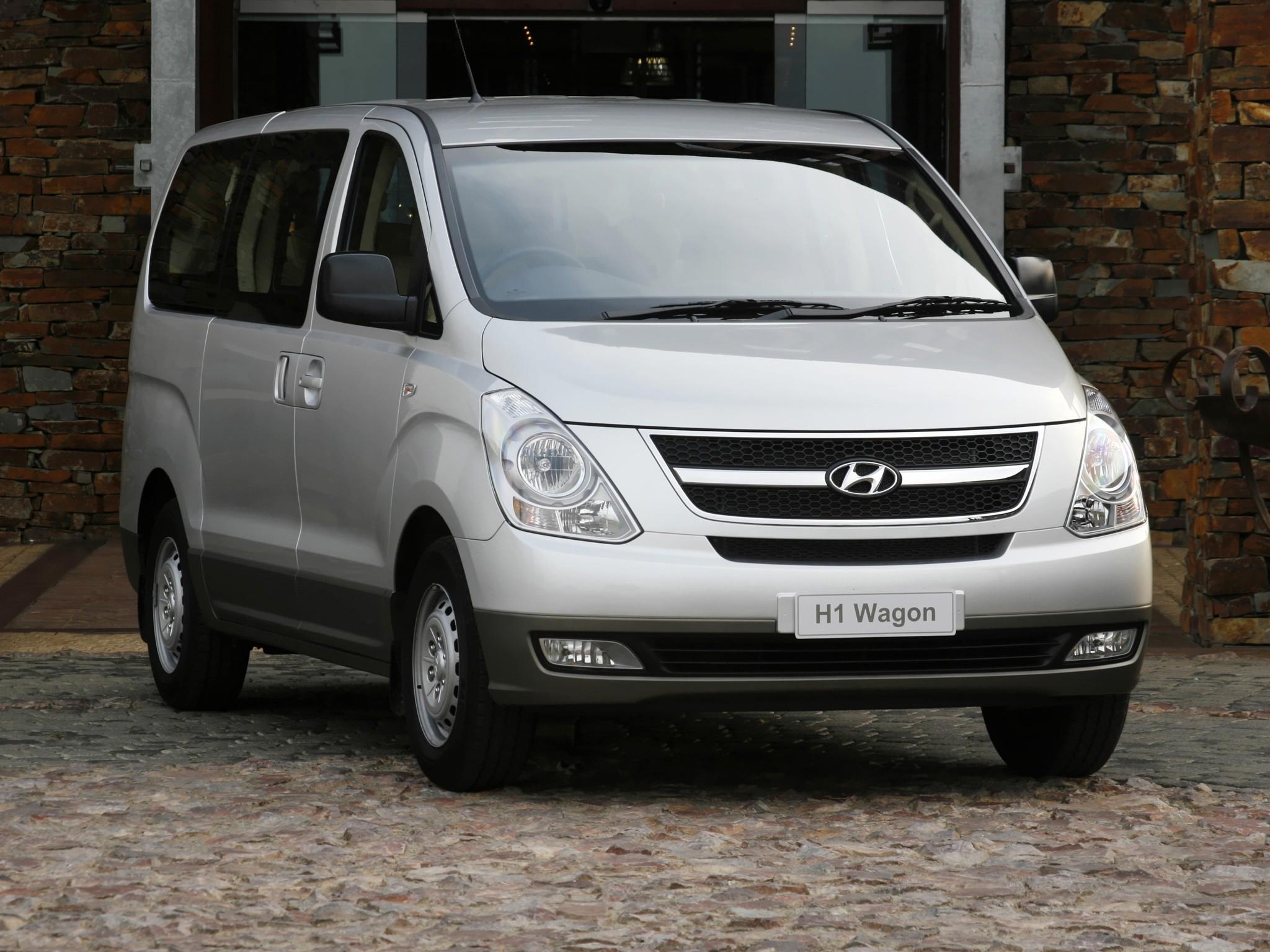 Hyundai I800 H 1 Specs 2008 2009 2010 2011 2012