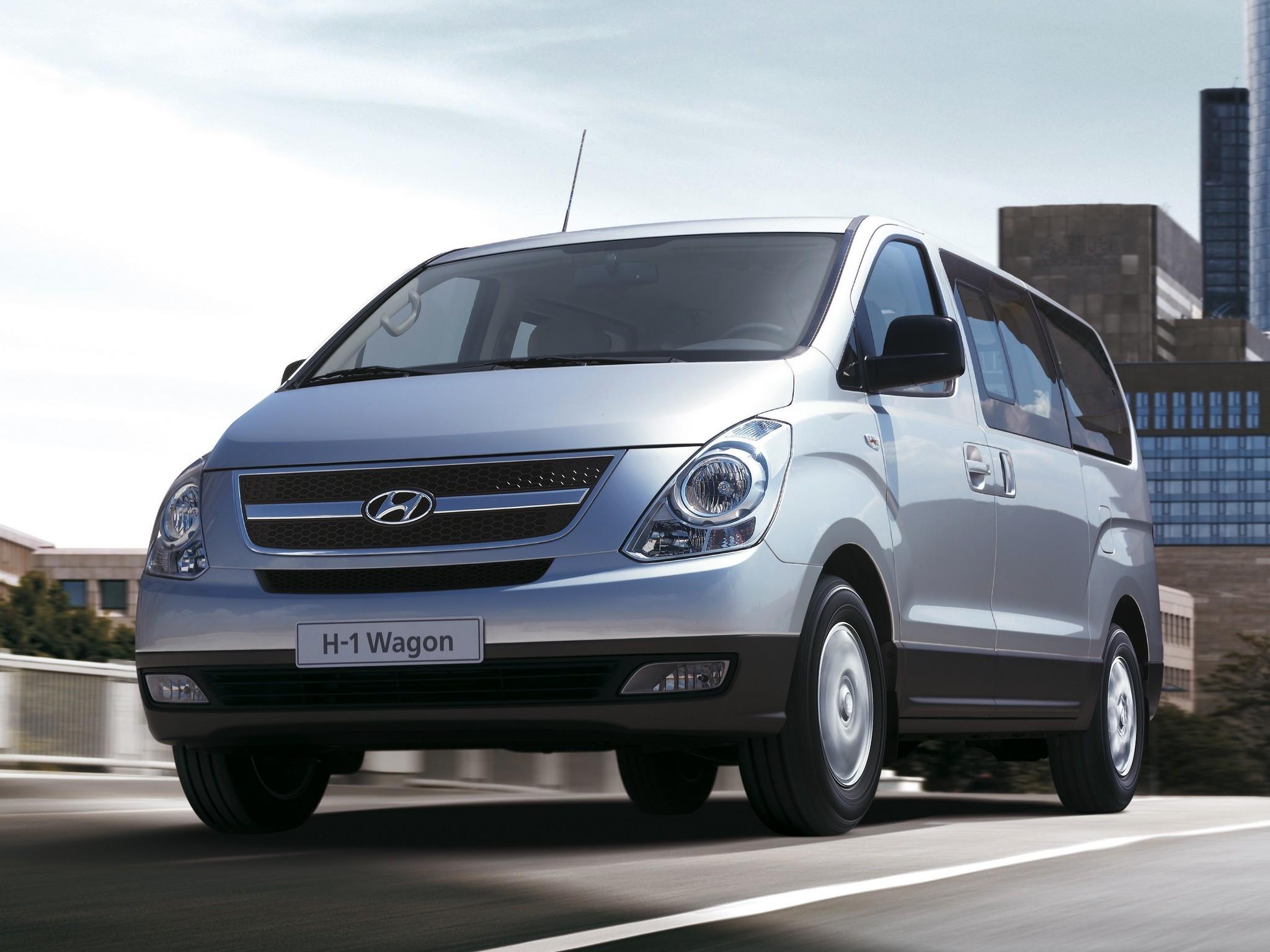 Hyundai I H