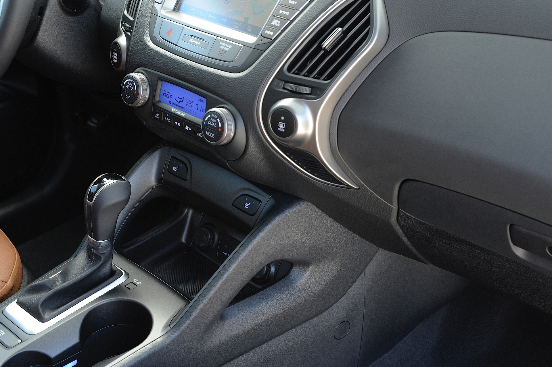 2014 Hyundai Ix35 Interior