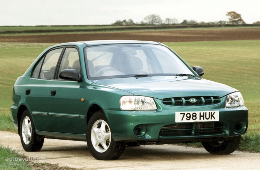 hyundai accent 5 doors   1999 2000 2001 2002 2003   autoevolution