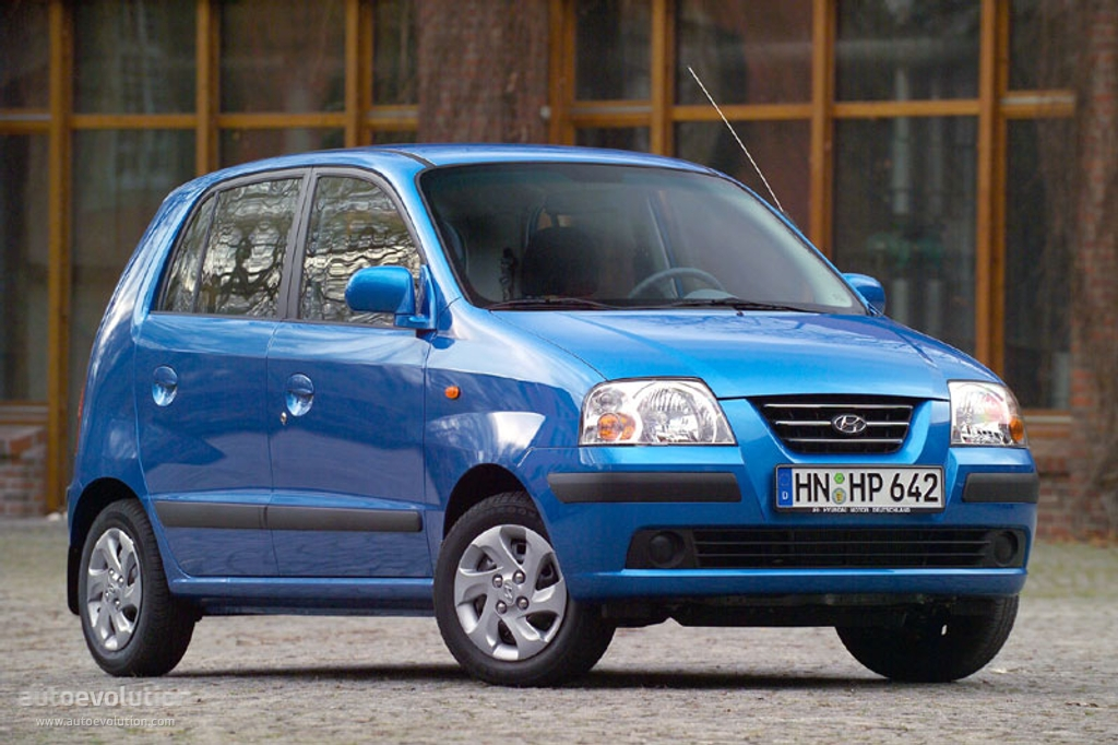 Hyundai Atos - 2003  2004  2005