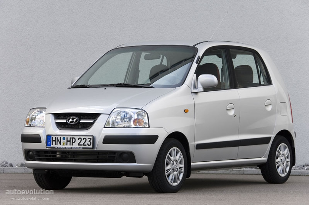 Hyundai Atos 2005 2006 2007 2008 Autoevolution