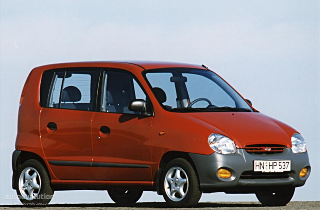 Hyundai Atos Multi Specs 1998 1999 2000 2001 2002