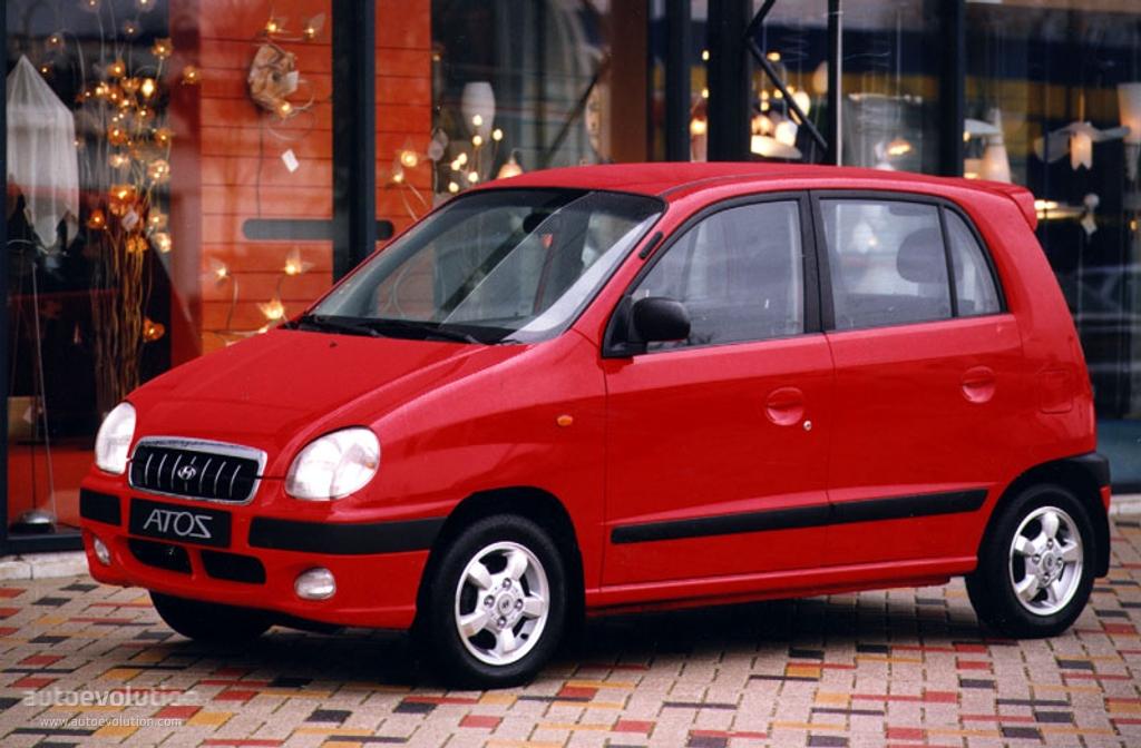 Hyundai Atos Spirit Specs Amp Photos 1999 2000 2001