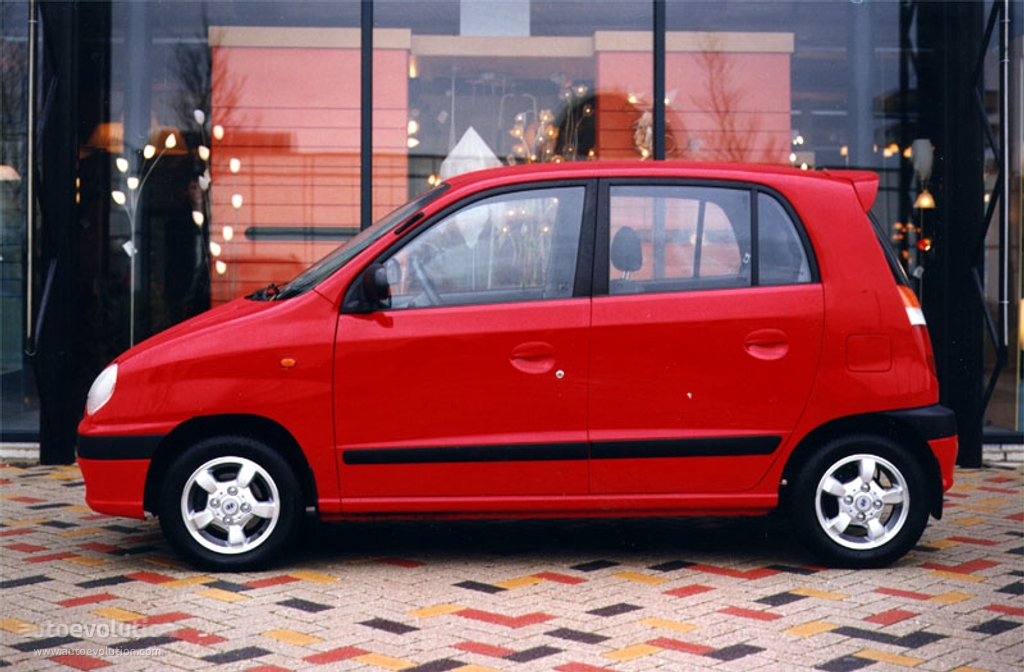 Hyundai Atos Spirit Specs  U0026 Photos