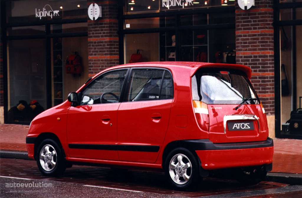 Cheap Car Finder >> HYUNDAI Atos Spirit specs - 1999, 2000, 2001, 2002, 2003 - autoevolution
