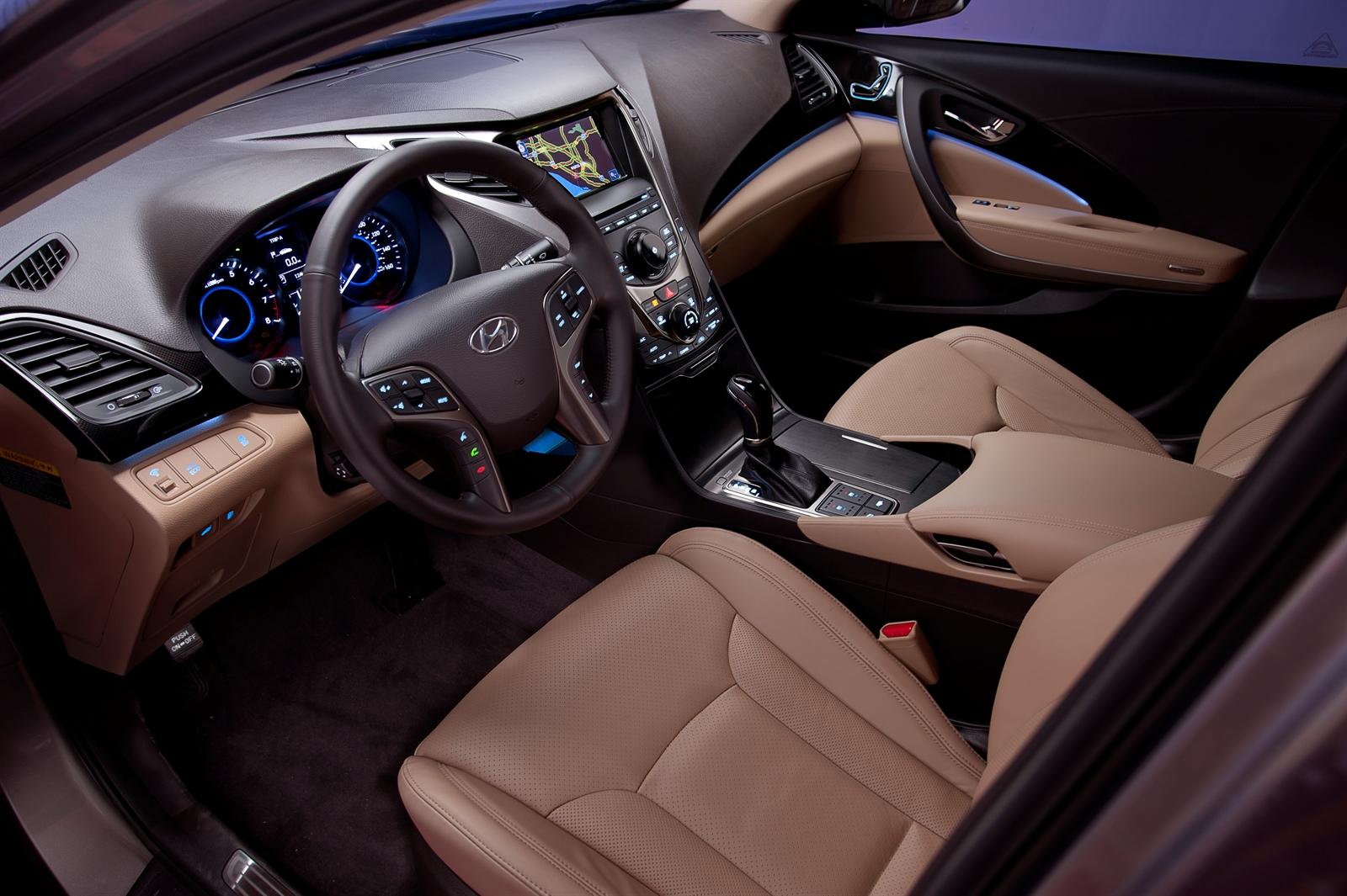 Hyundai Azera 2012 2013 2014 2015 2016 2017