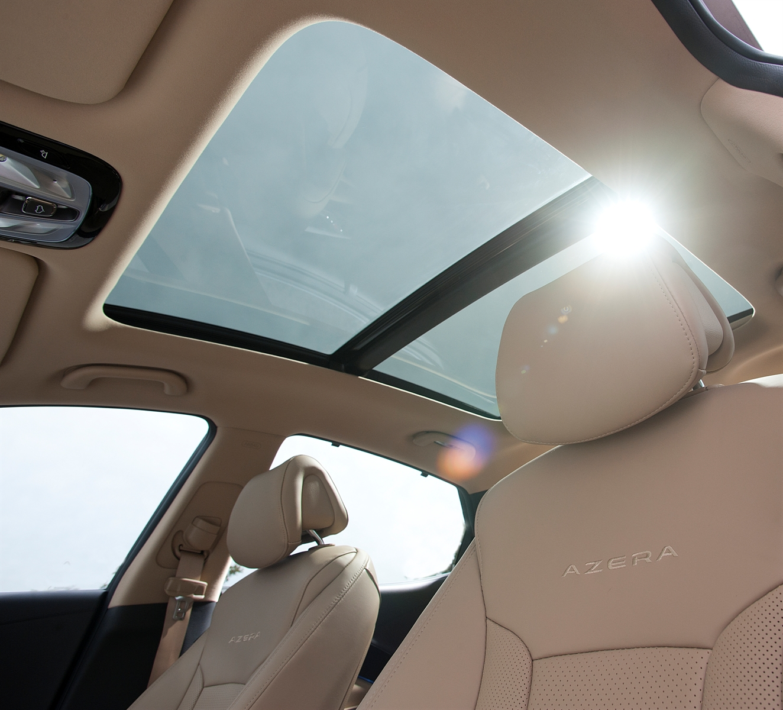 2013 Hyundai Azera Camshaft: HYUNDAI Azera Specs & Photos