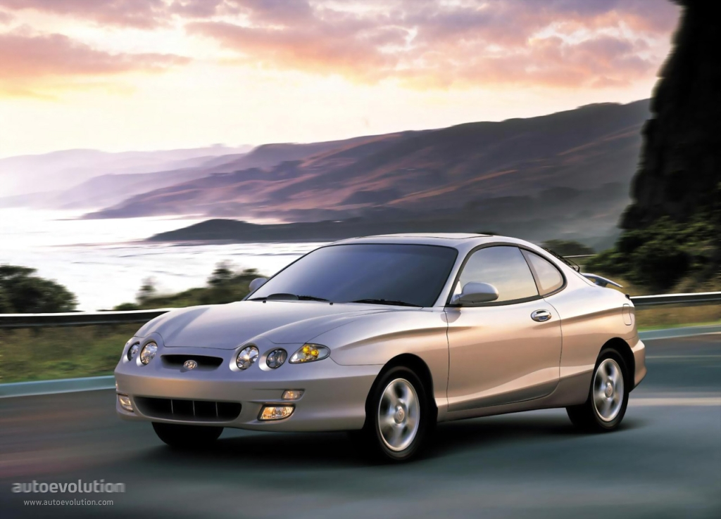 hyundai coupe tiburon specs 1999 2000 2001 autoevolution. Black Bedroom Furniture Sets. Home Design Ideas