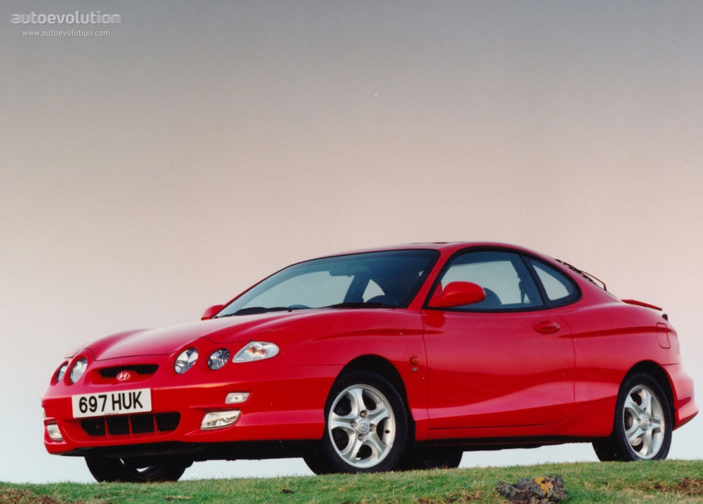 Hyundai Coupe Tiburon Specs 1999 2000 2001
