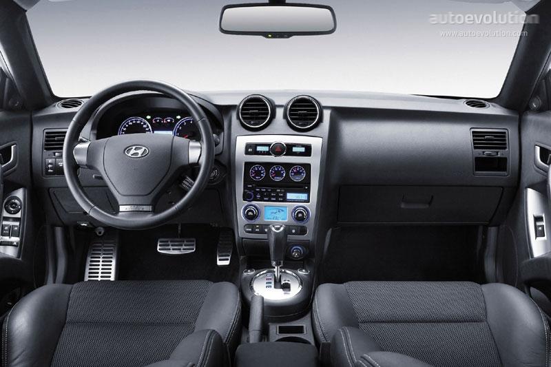 Hyundai Coupe Tiburon Specs 2007 2008 2009