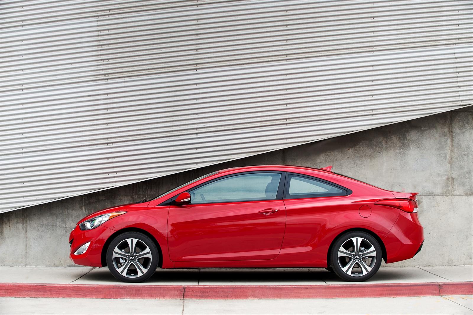 Hyundai Elantra Coupe 2017 Present