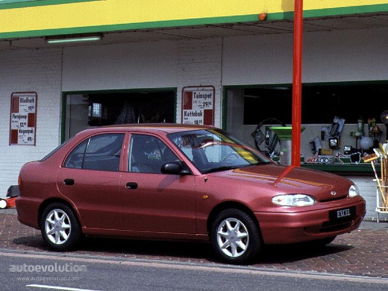 hyundai excel 5 doors specs 1994 1995 1996 1997 1998 rh autoevolution com hyundai excel 1994 manual pdf 1994 hyundai excel repair manual pdf