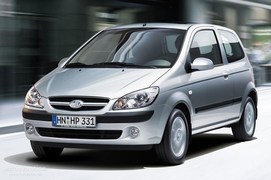 Hyundai Getz 3 Doors Specs 2005 2006 2007 2008 2009 2010 2011 Autoevolution