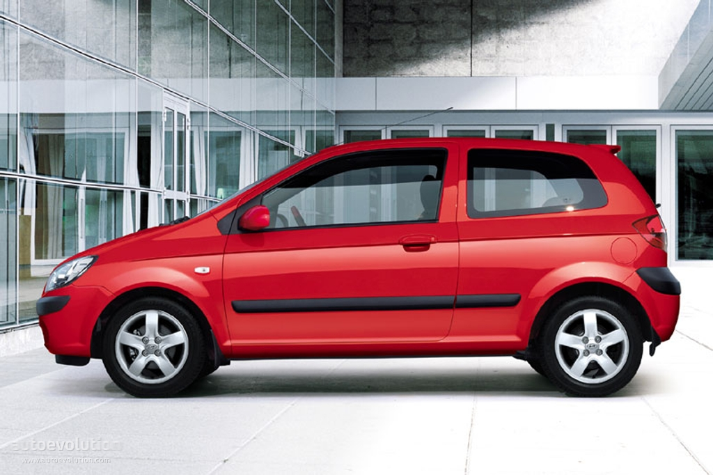 Hyundai Getz 3 Doors Specs Amp Photos 2005 2006 2007
