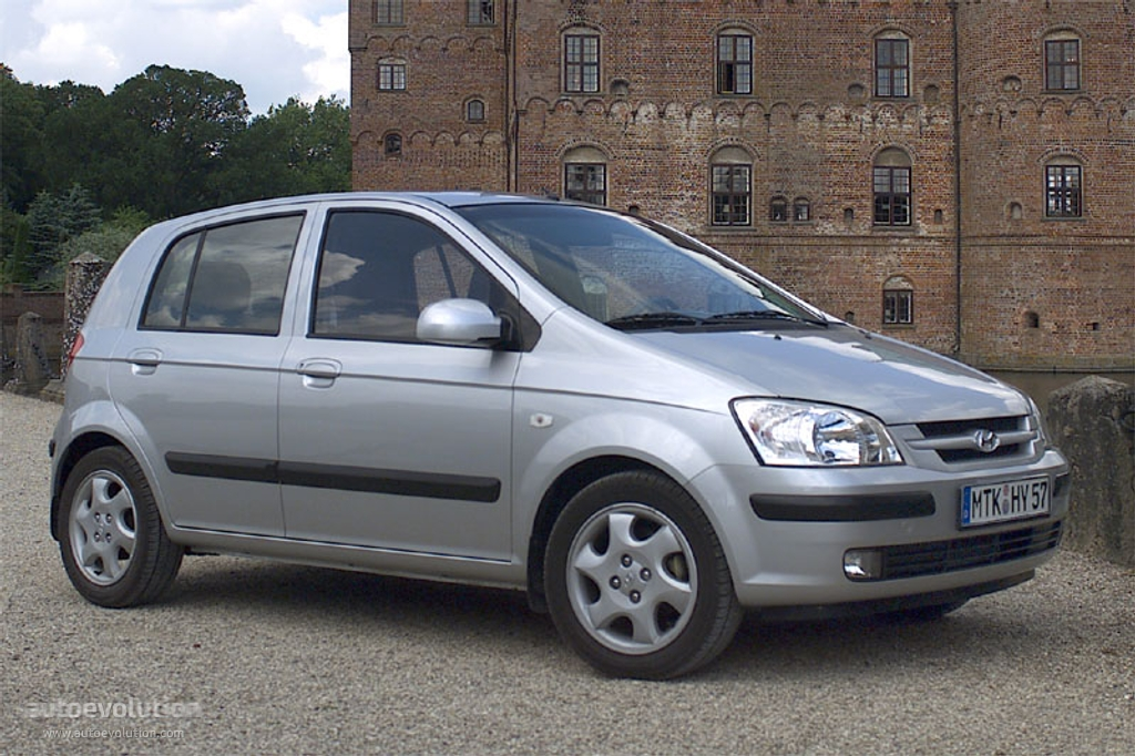 hyundai getz 5 doors specs 2002 2003 2004 2005 autoevolution. Black Bedroom Furniture Sets. Home Design Ideas