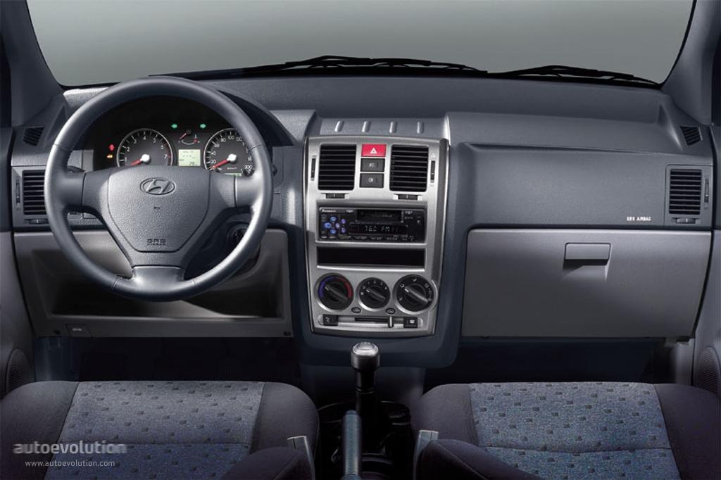 Hyundai Getz 5 Doors 2002 2003 2004 2005 Autoevolution