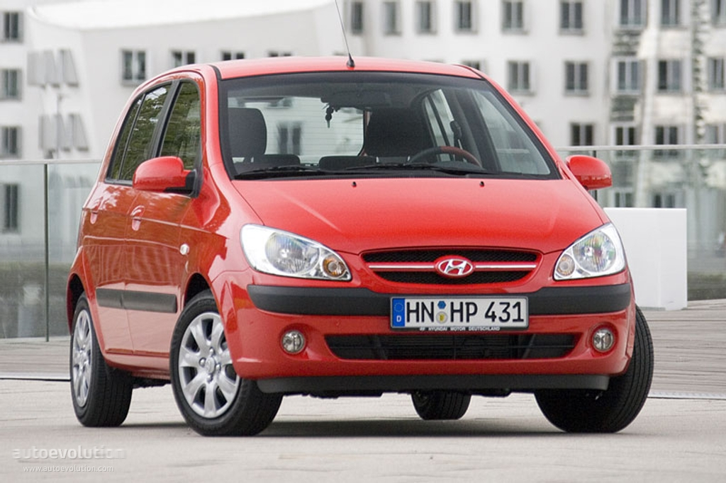 Hyundai Getz 5 Doors Specs Amp Photos 2005 2006 2007