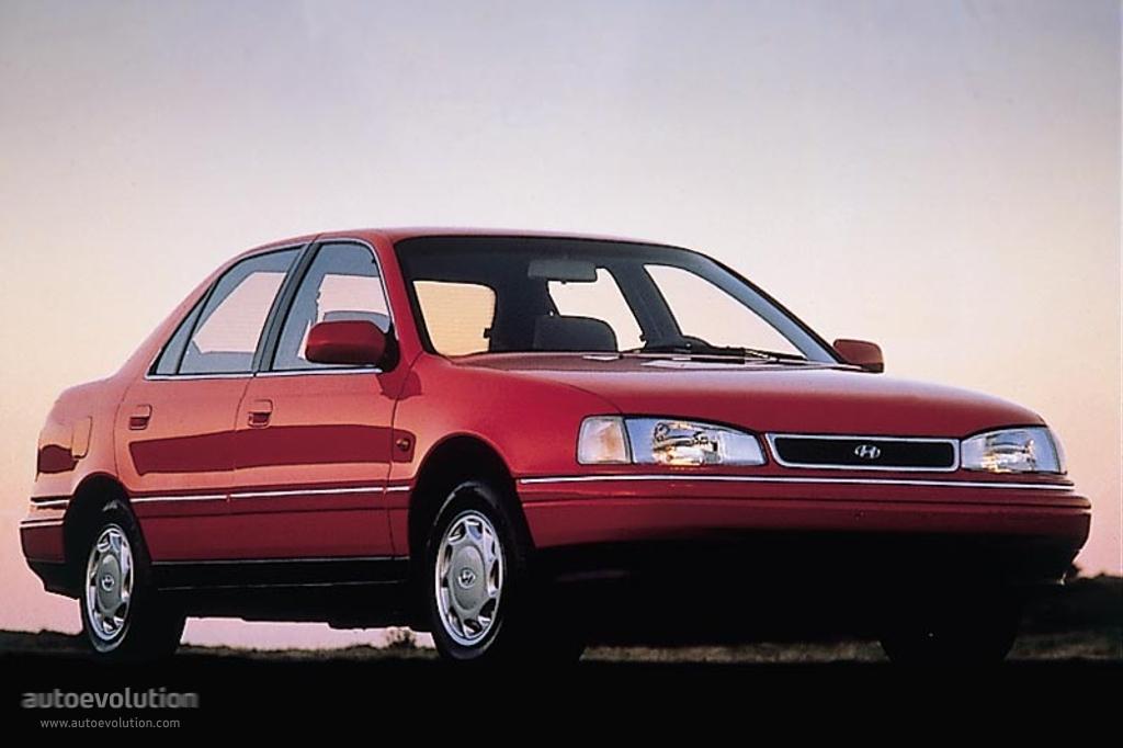 Hyundai Lantra Specs Amp Photos 1991 1992 1993
