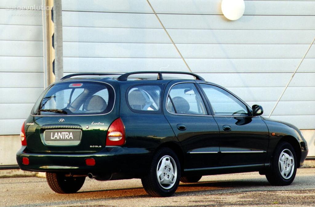 HYUNDAI Lantra Wagon 1999