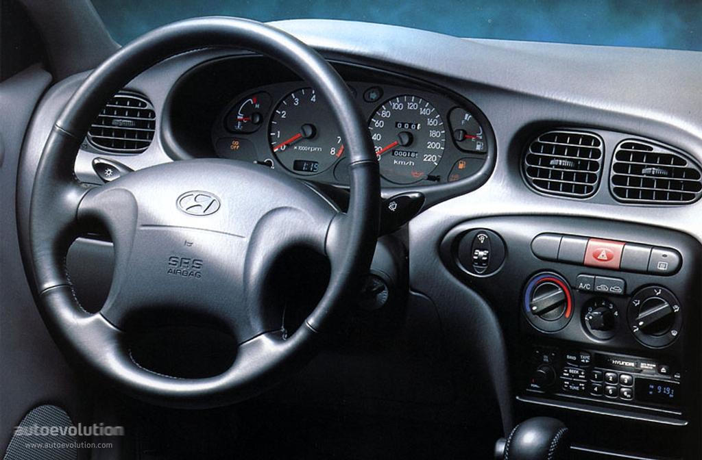 Hyundai Lantra Wagon 1999 2000 2001 Autoevolution