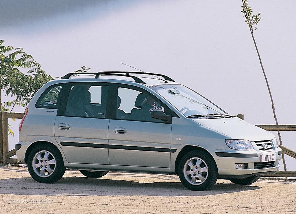 Hyundai Matrix Specs 2001 2002 2003 2004 2005 2006