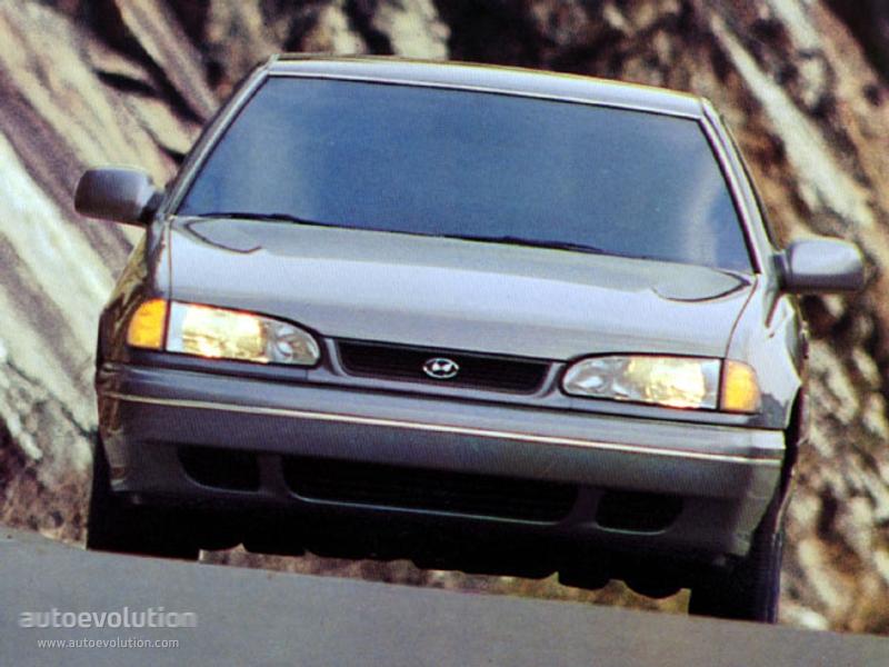 Hyundai Sonata 1989 1990 1991 1992 1993 Autoevolution