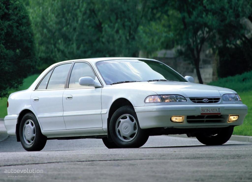 Hyundai Sonata Specs Amp Photos 1993 1994 1995 1996