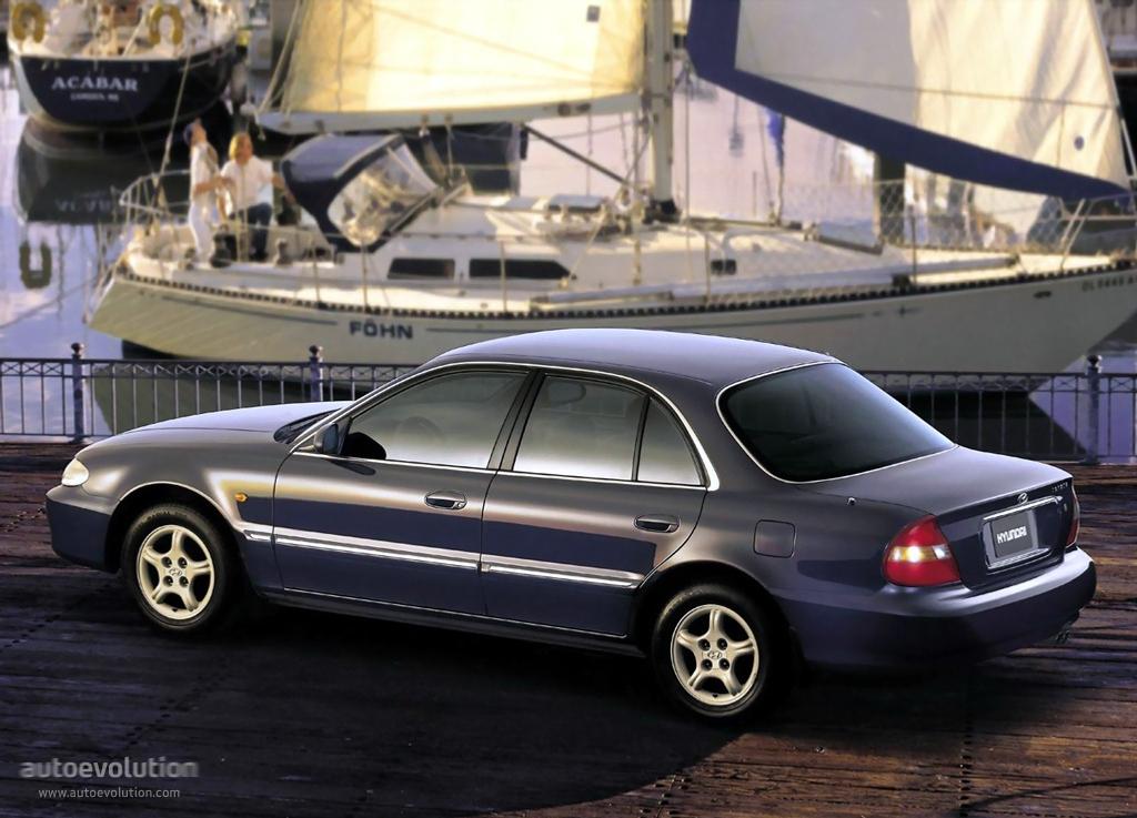 Hyundai Sonata Specs Amp Photos 1996 1997 1998