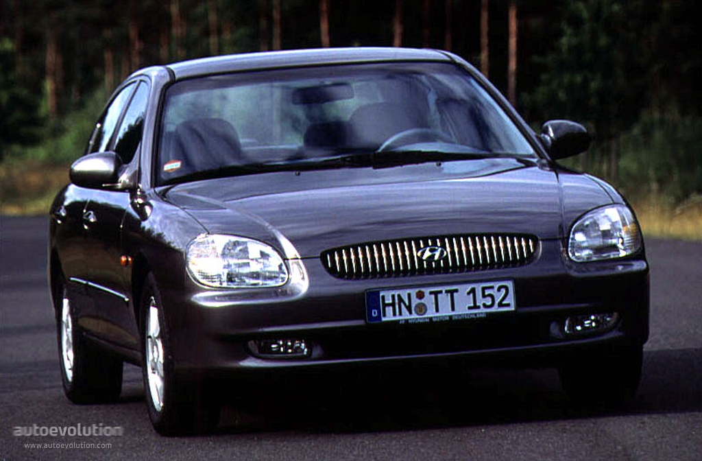 Hyundai Sonata Specs 1998 1999 2000 2001 Autoevolution