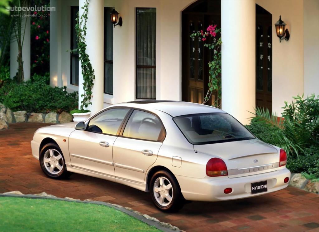 Hyundaisonata on 1999 Hyundai Sonata