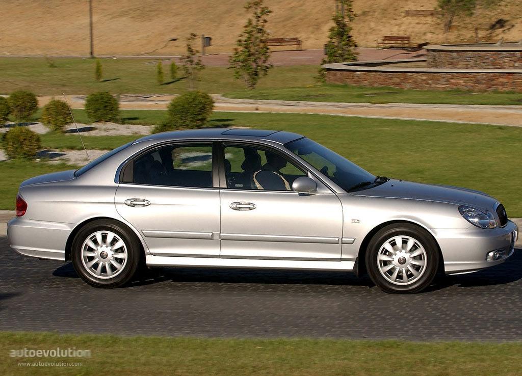 Hyundai Sonata Specs 2001 2002 2003 2004 Autoevolution
