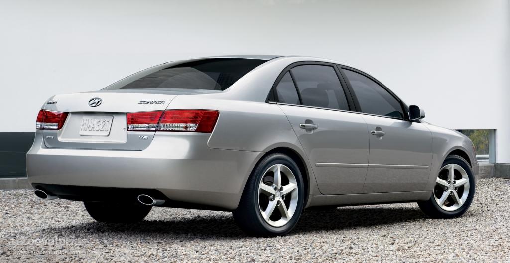 Hyundai Sonata - 2004  2005  2006  2007  2008