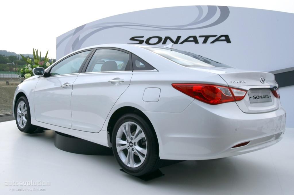 Hyundai Sonata I45 2009 2010 2011 2012 2013 2014