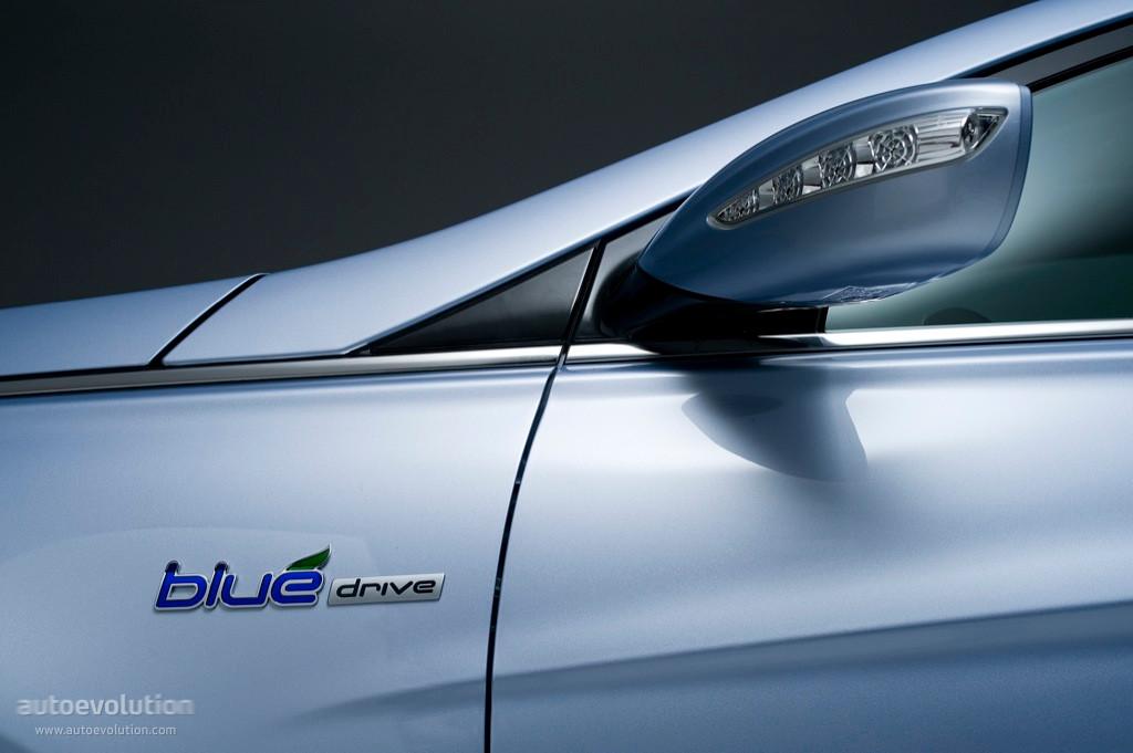 Hyundai Sonata Hybrid 2010 2017