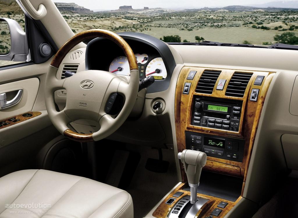 Hyundai terracan specs 2001 2002 2003 2004 autoevolution