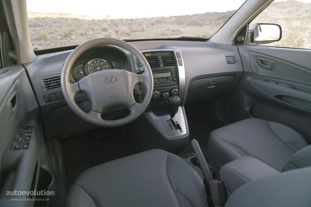 Hyundai Tucson 2004 2005 2006 2007 2008 2009 Autoevolution