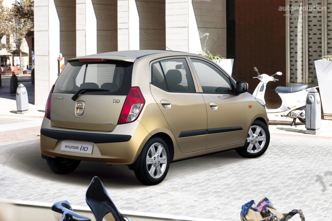 Hyundai I10 2008 2009 2010 2011 2012 2013