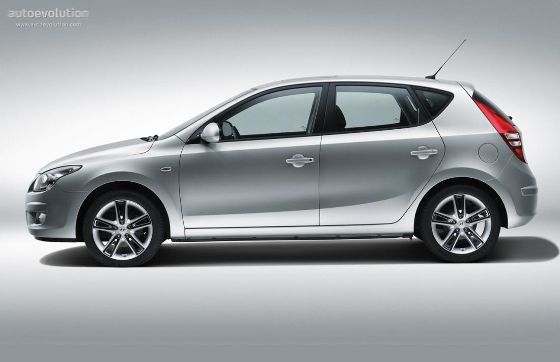 Hyundai I30 2007 2008 2009 2010 2011 Autoevolution