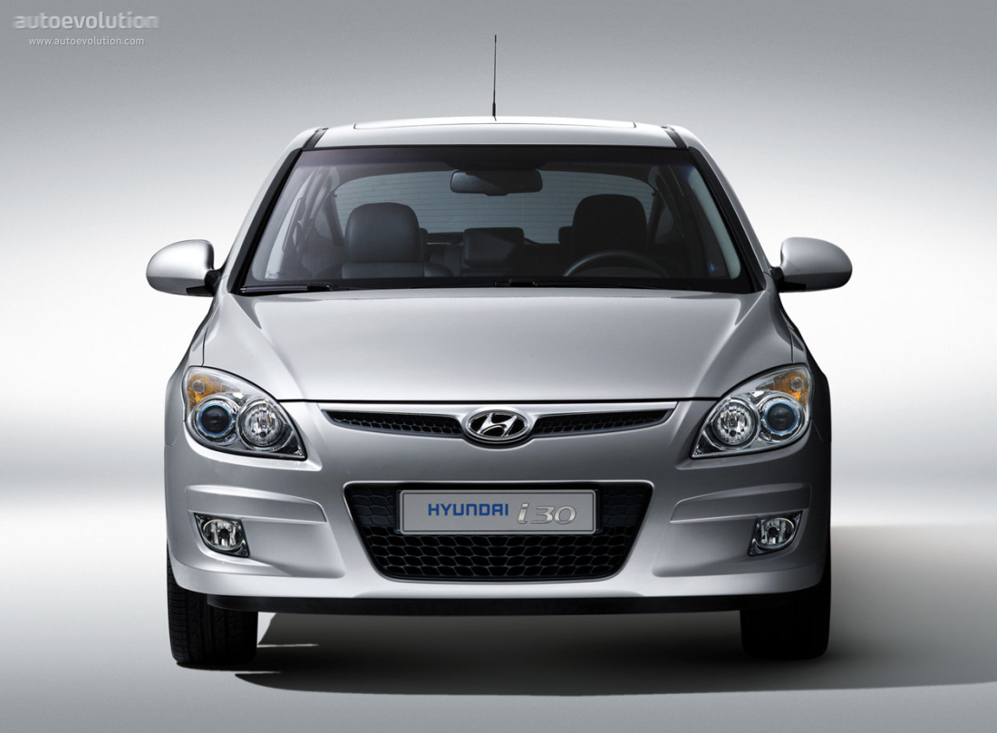 Hyundai I30 Specs 2007 2008 2009 2010 2011