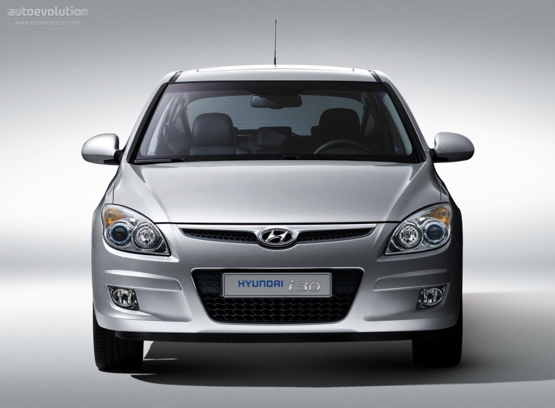 Hyundai I30 Specs 2007 2008 2009 2010 2011 Autoevolution