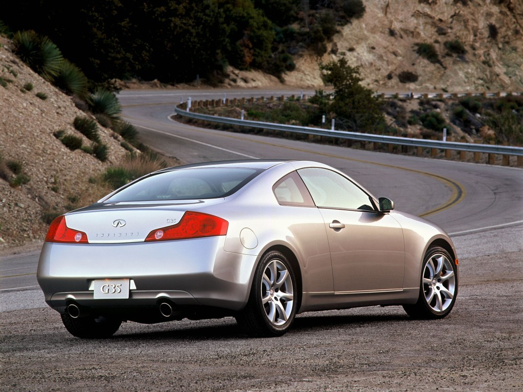infiniti g35 coupe specs  u0026 photos - 2002  2003  2004  2005  2006  2007