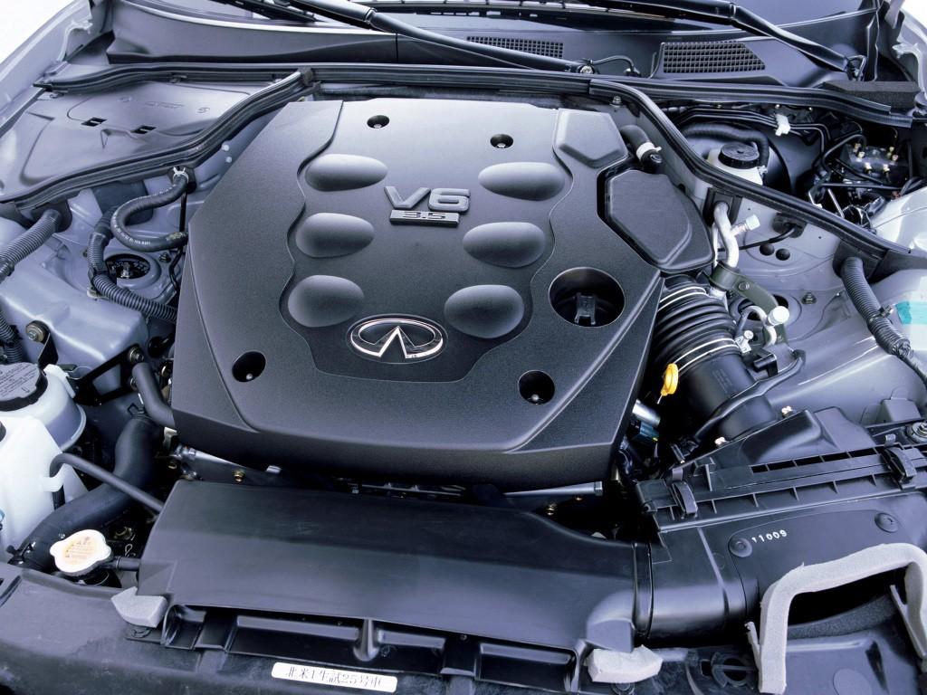 Infiniti G35 Sedan 2001 2006