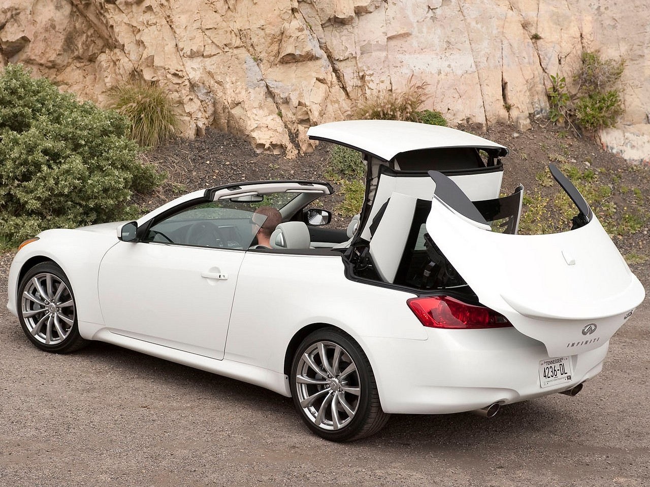 infiniti g37 convertible by -#main
