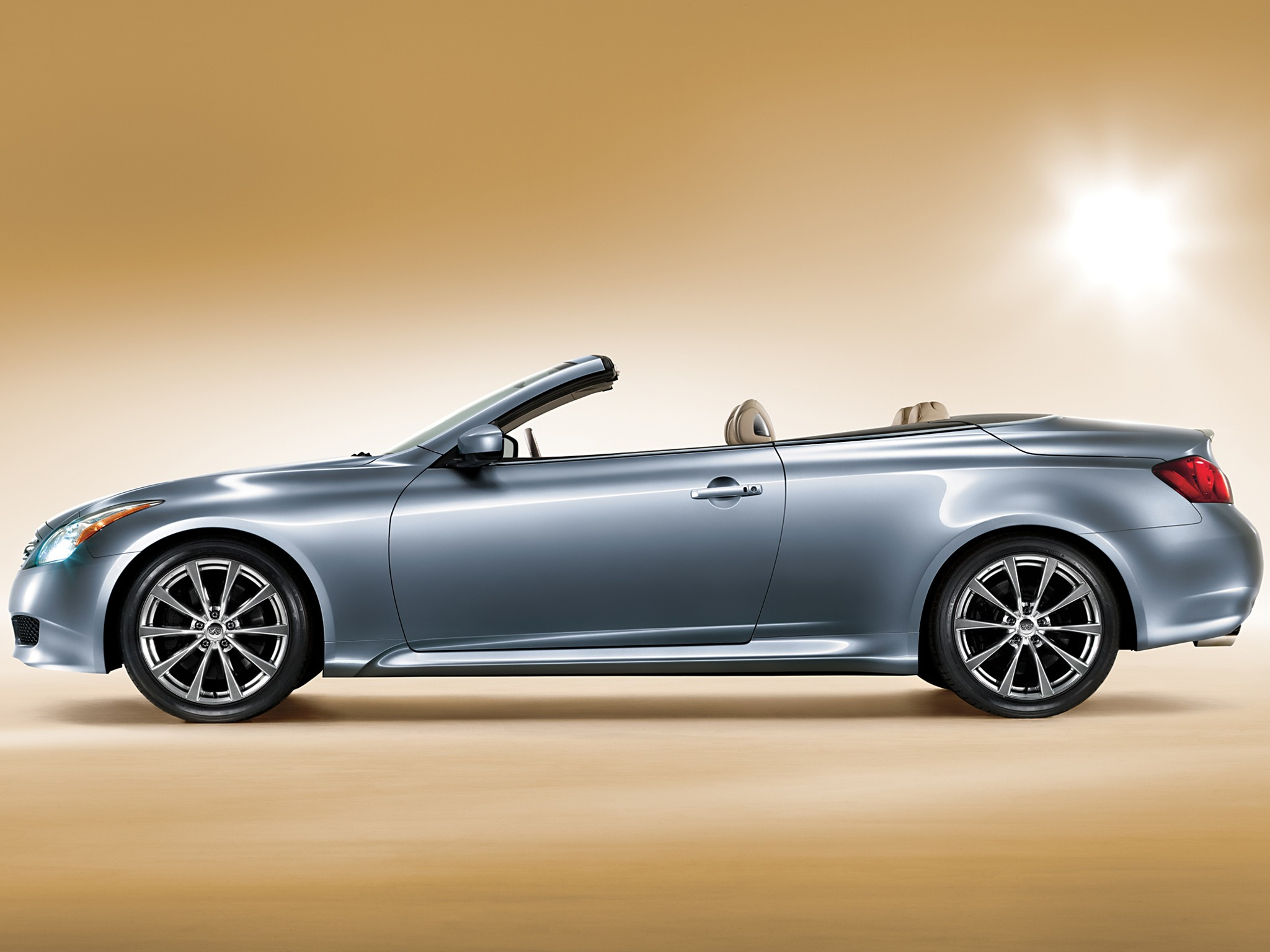 infiniti g37 convertible by - photo #26