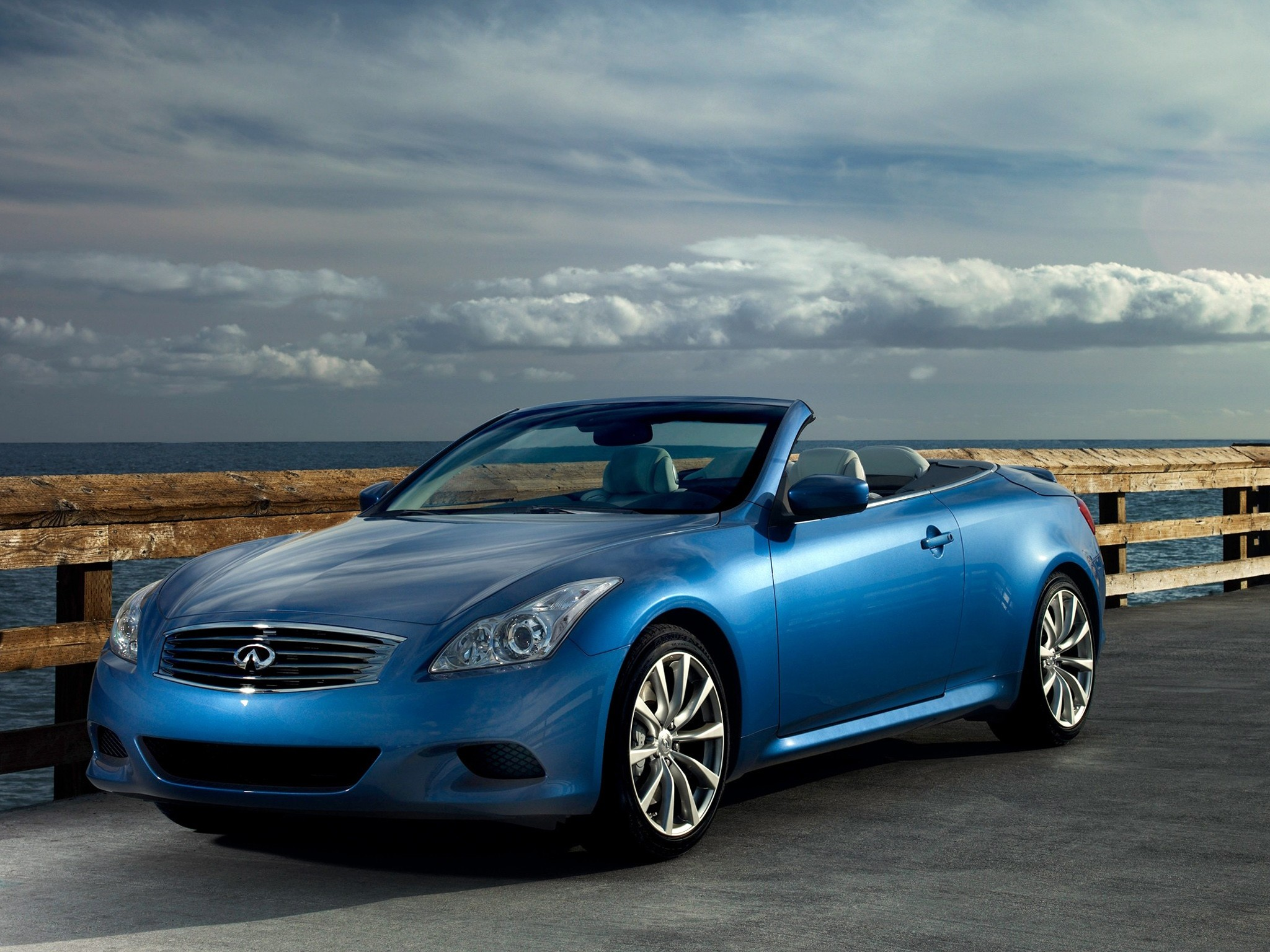 infiniti g37 convertible 2009 2010 2011 2012 2013 autoevolution. Black Bedroom Furniture Sets. Home Design Ideas