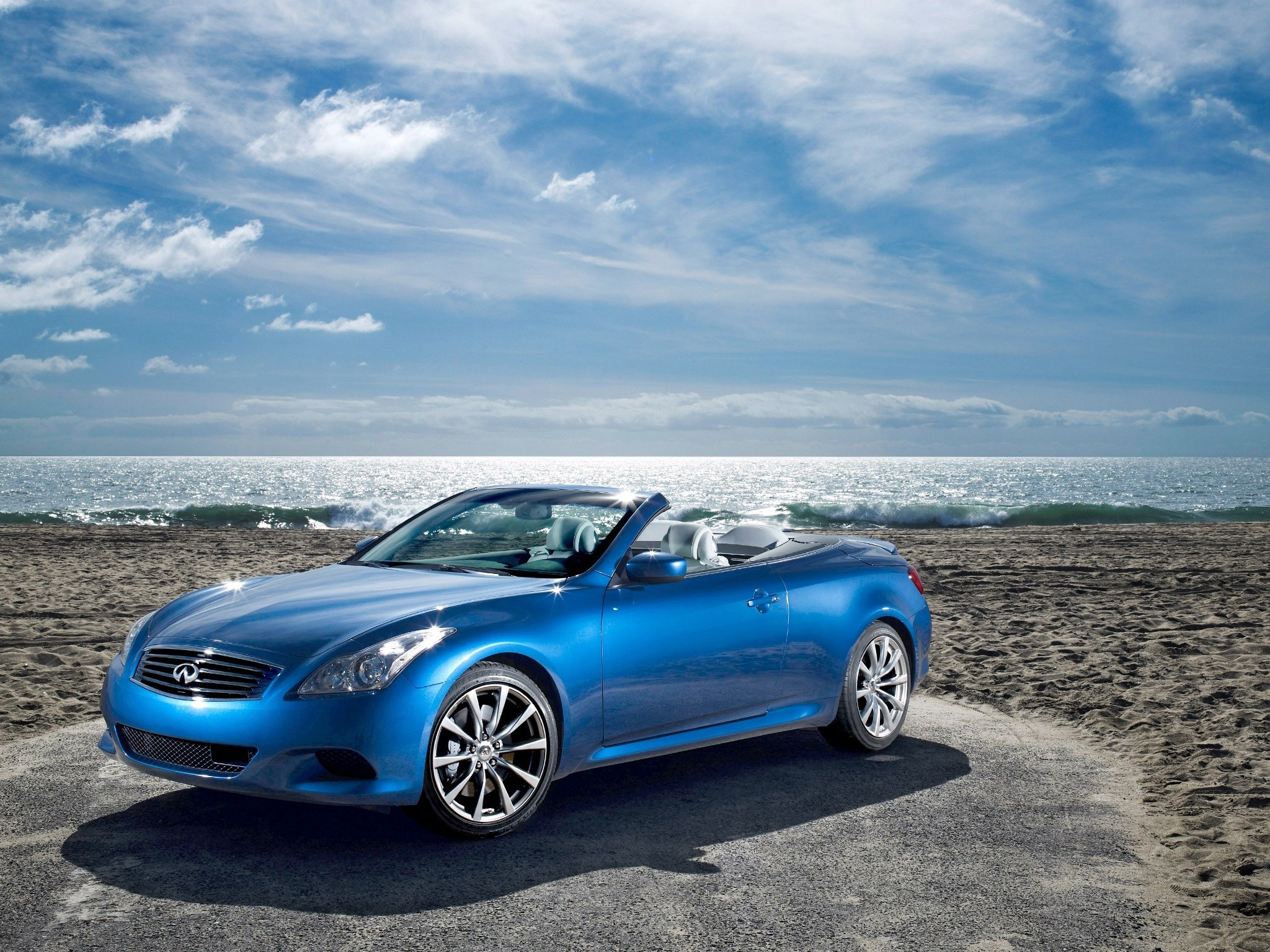 infiniti g37 convertible by - photo #49