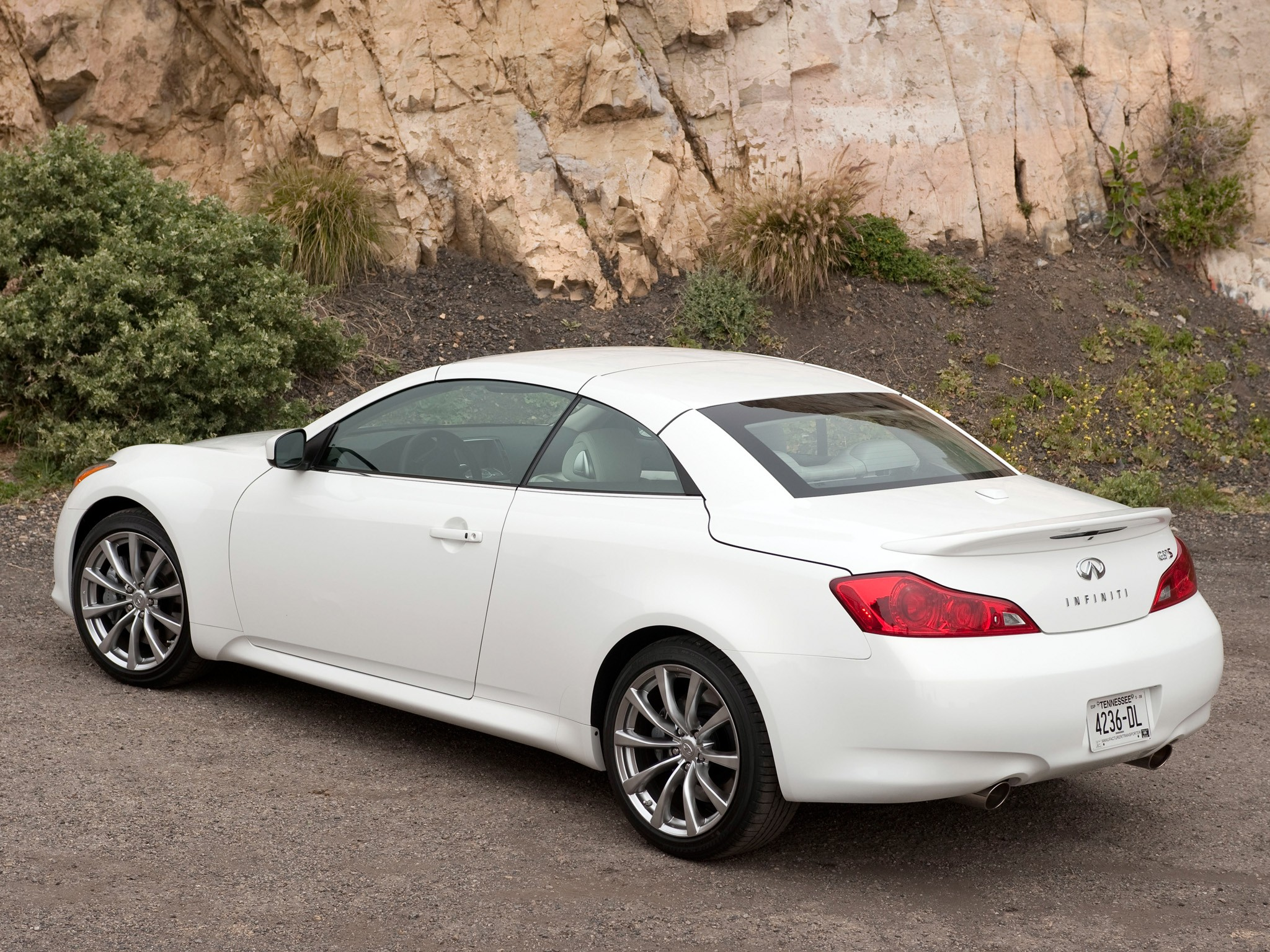 infiniti g37 convertible by - photo #14