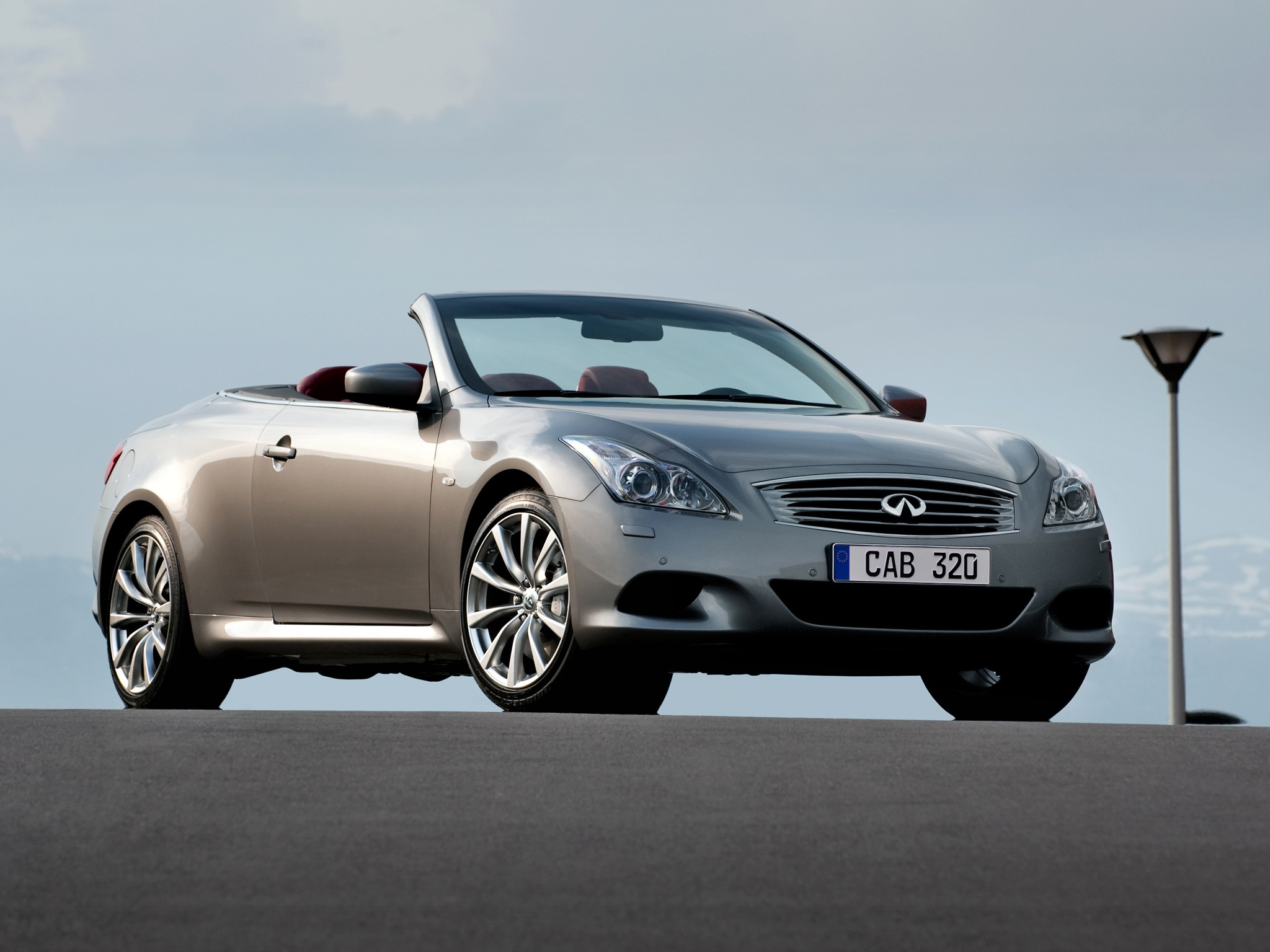 infiniti g37 convertible by - photo #46